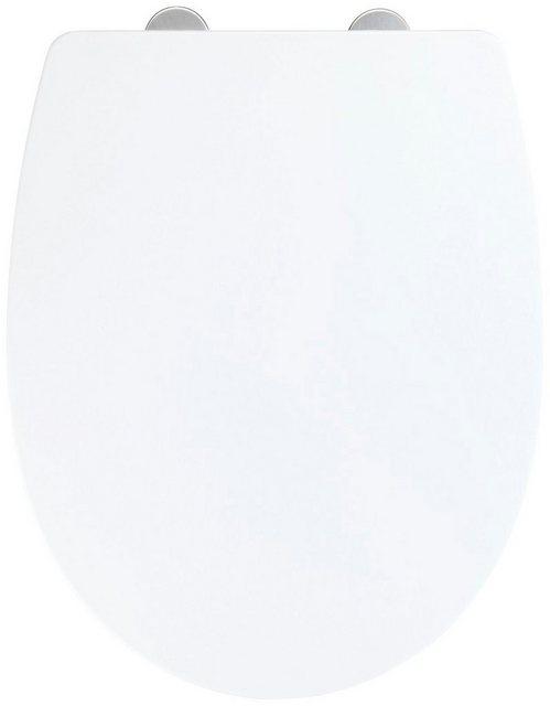 WCs und Zubehör - WENKO WC Sitz »Tilos« (1 St), Thermoplast  - Onlineshop OTTO