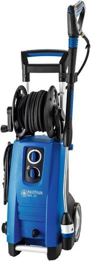 NILFISK Hochdruckreiniger »MC 2C-150/650 XT (POSEIDON 2-29 XT)«, (L/H/B): ca. 390x395x986 mm