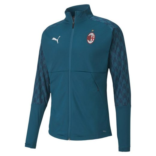 PUMA Softshelljacke »AC Milan Herren Stadium Dritte Jacke«