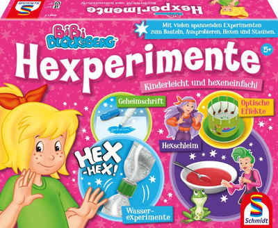Schmidt Spiele Experimentierkasten »Hexexperimente Bibi«