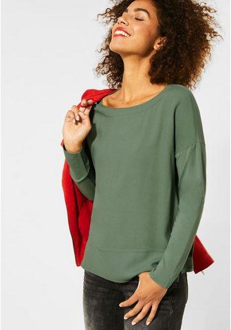 STREET ONE Marškinėliai ilgomis rankovėmis su übe...