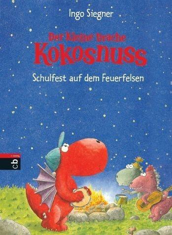 Gebundenes Buch »Schulfest auf dem Feuerfelsen / Die Abenteuer...«