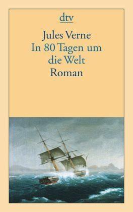 Broschiertes Buch »In 80 Tagen um die Welt«
