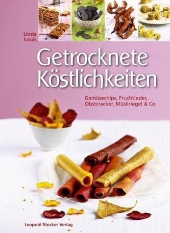 Gebundenes Buch »Getrocknete Köstlichkeiten«