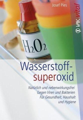 Broschiertes Buch »Wasserstoffsuperoxid«