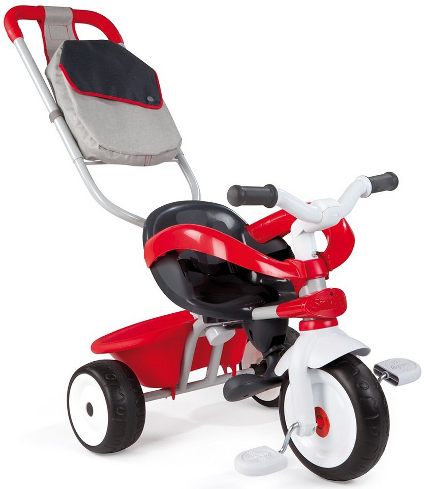 Smoby 2 in 1 dreirad baby driver mixte kaufen otto for Scivolo smoby megagliss 2 in 1