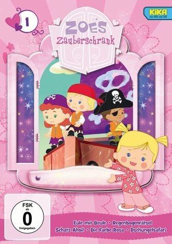 DVD »Zoés Zauberschrank 01«