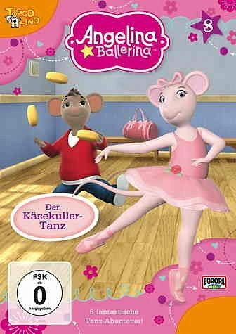 DVD »Angelina Ballerina - Der Käsekuller-Tanz«