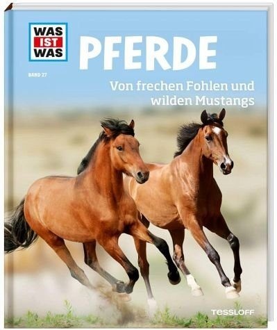 Gebundenes Buch »Pferde / Was ist was Bd.27«