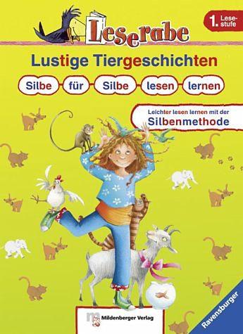 Gebundenes Buch »Lustige Tiergeschichten«