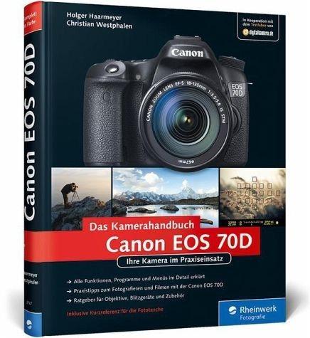 Gebundenes Buch »Canon EOS 70D«