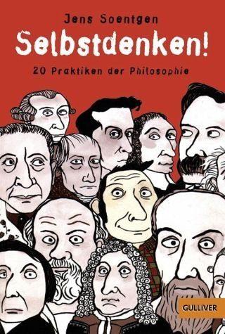 Broschiertes Buch »Selbstdenken!«