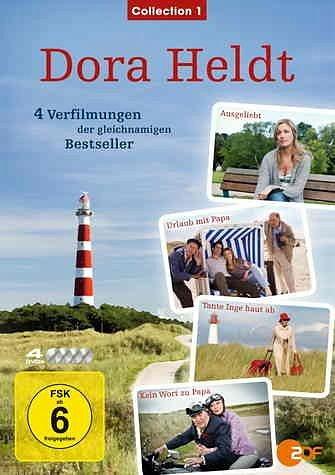 DVD »Dora Heldt: Collection 1 (4 Discs)«