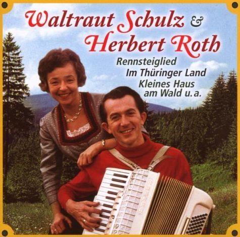 Audio CD »Waltraud Schulz; Herbert Roth: 25 Grosse Erfolge«