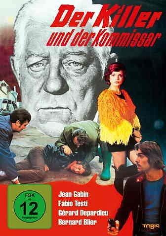 DVD »Der Killer und der Kommissar«