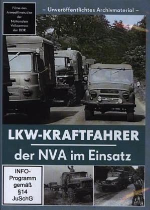 DVD »LKW-Kraftfahrer der NVA im Einsatz«