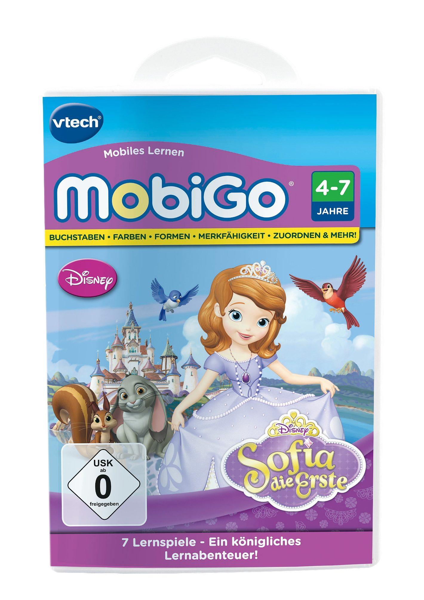 VTech Lernspiel, »MobiGo - Sofia die Erste«