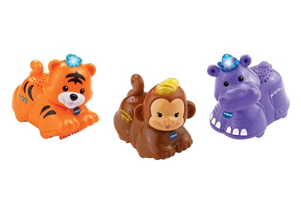 VTech Tiere-Set, »Tip Tap Baby Tiere«, (3tlg.)