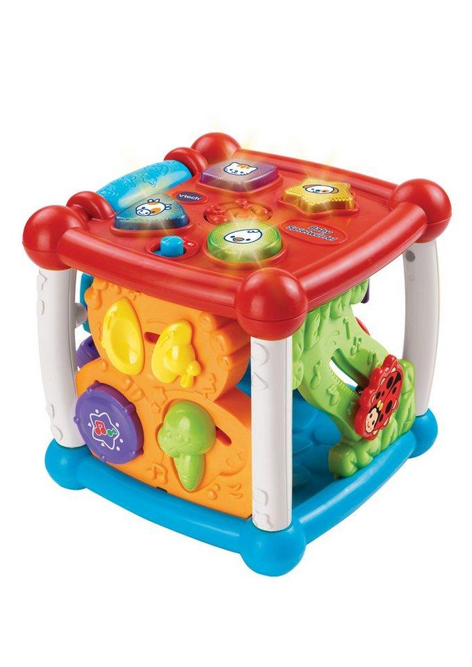 Spielwürfel, »Baby Spielwürfel«, VTech