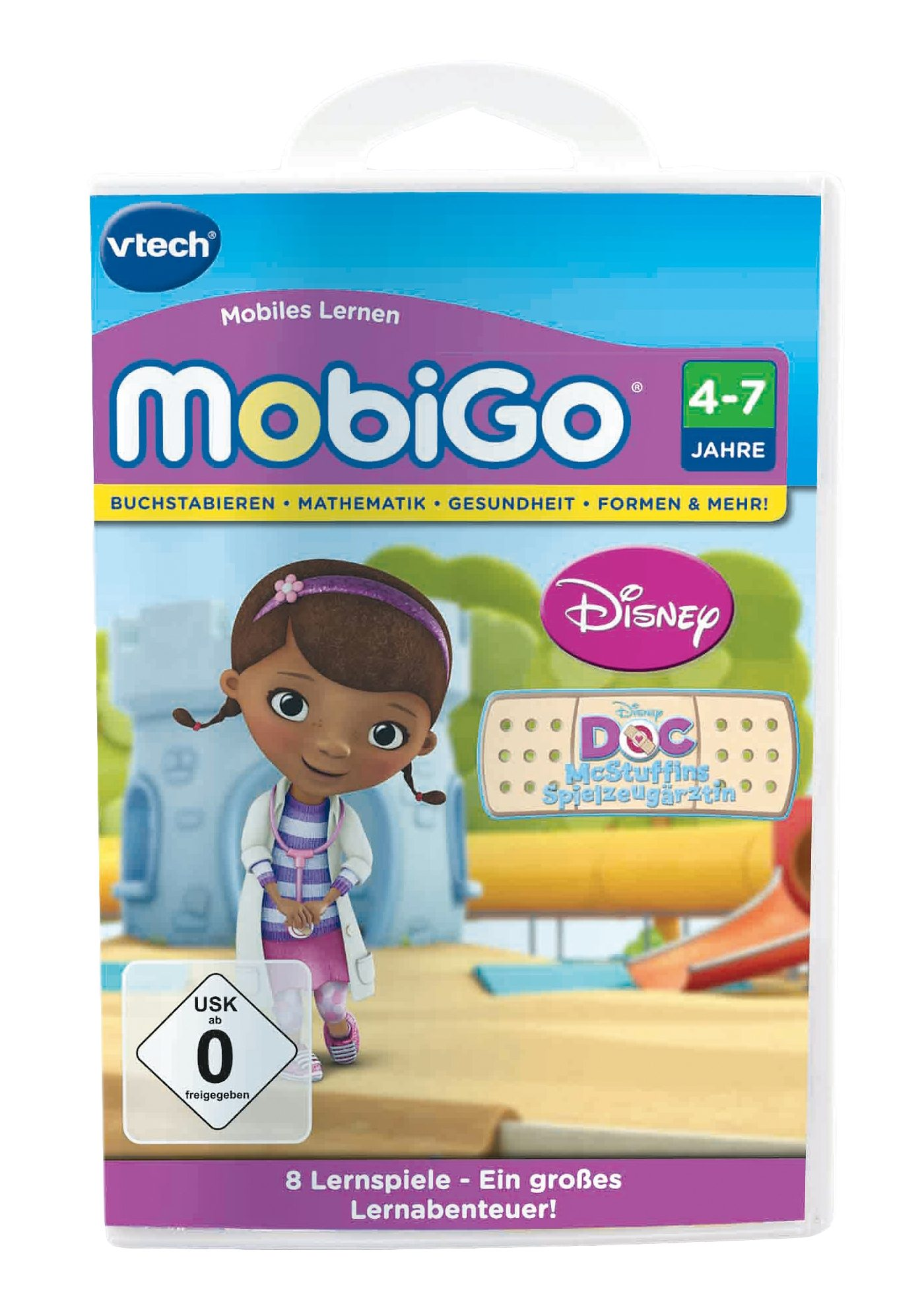 VTech Lernspiel, »MobiGo - Doc McStuffins«