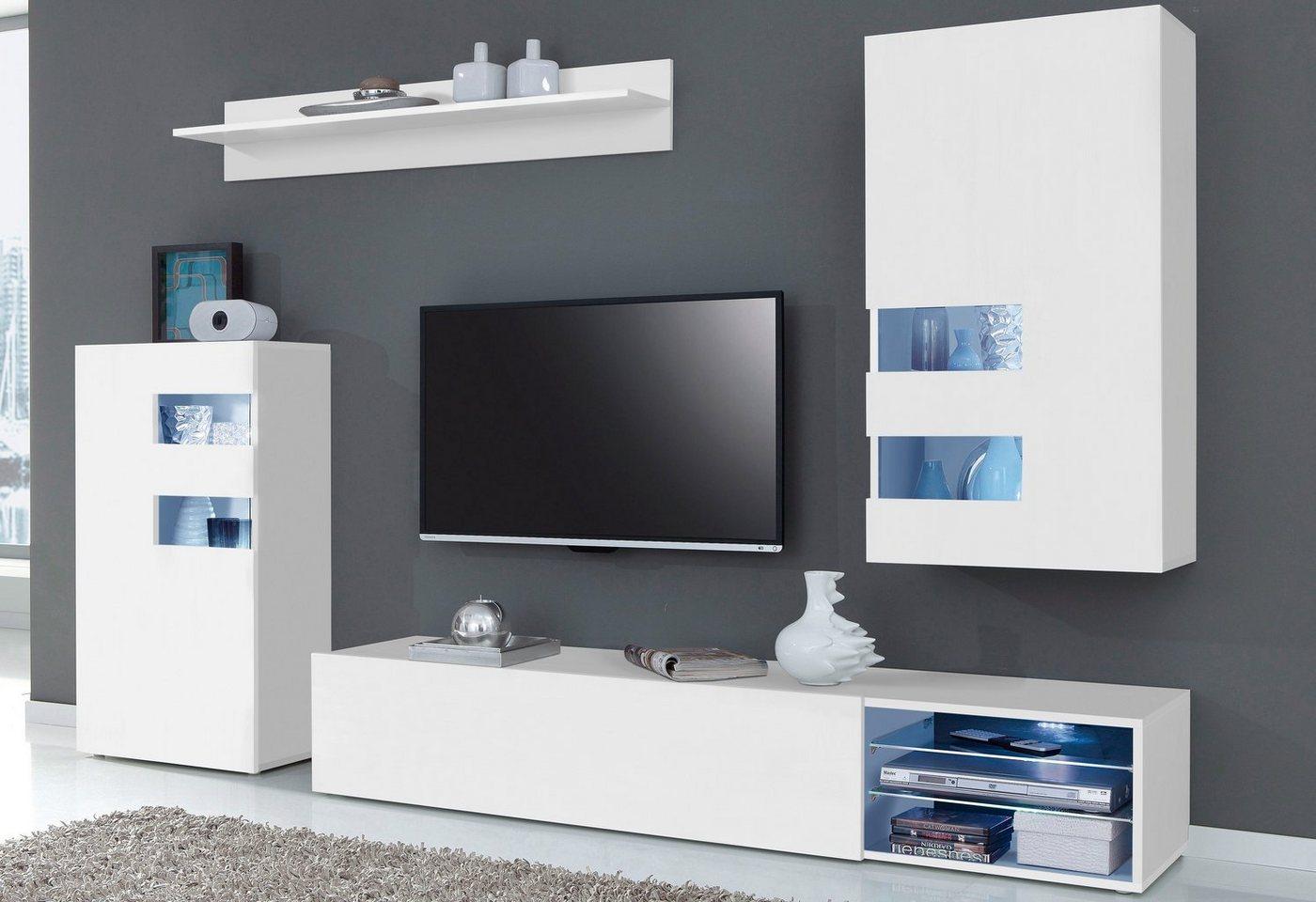 wohnwand sideboard otto preisvergleiche erfahrungsberichte und kauf bei nextag. Black Bedroom Furniture Sets. Home Design Ideas