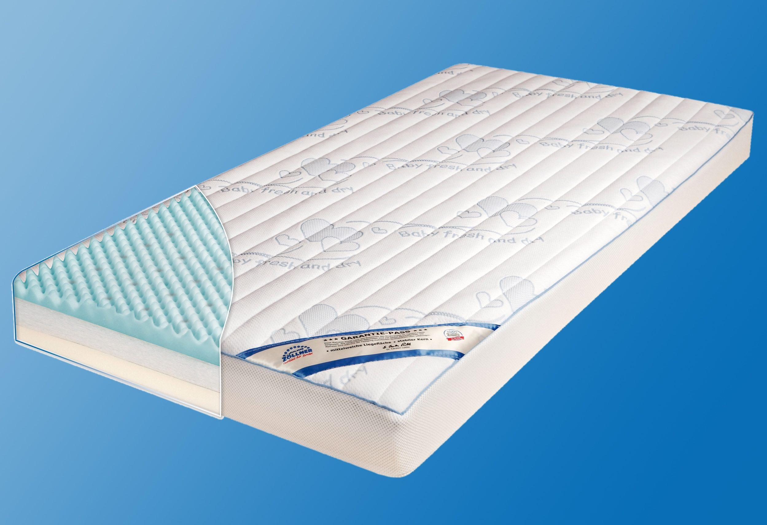 Matratze für babys kleinkinder dr lübbe air plus« zöllner