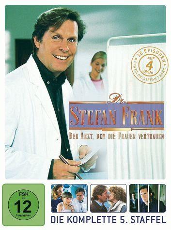 DVD »Dr. Stefan Frank - Die komplette fünfte...«