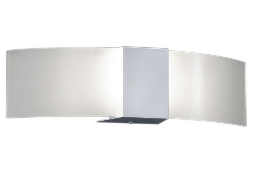 Wandlampe, Trio in weiß