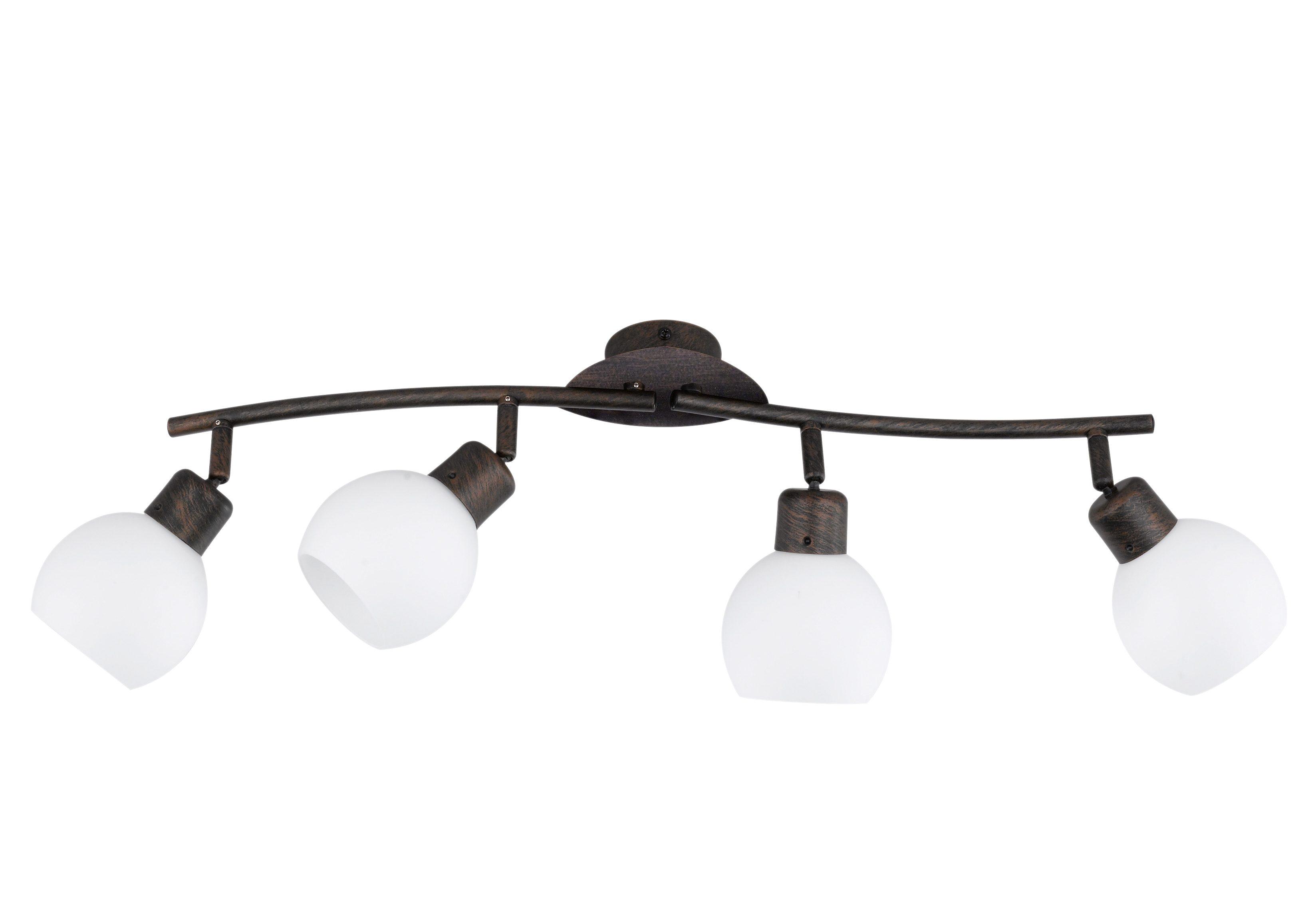 TRIO Leuchten LED Deckenstrahler, 4-flammig