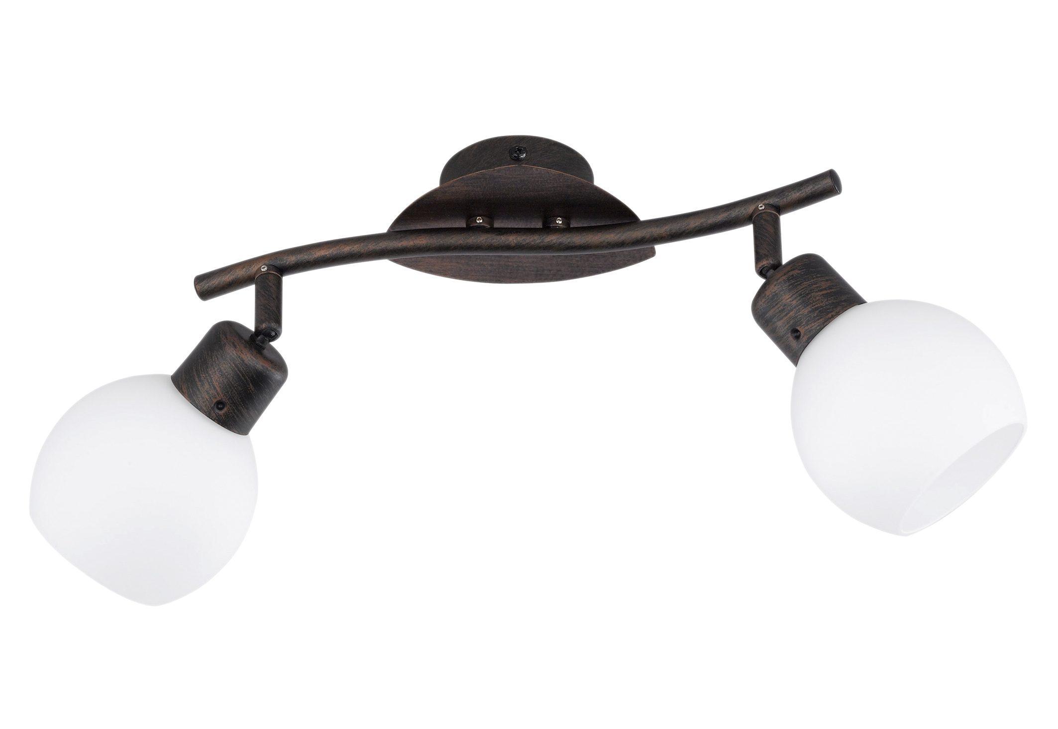 TRIO Leuchten LED Deckenstrahler, 2-flammig