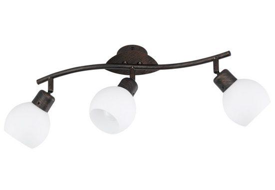 TRIO Leuchten LED Deckenstrahler, 3-flammig
