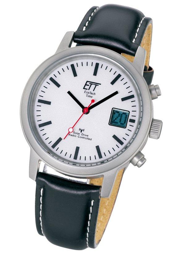 ETT Funkuhr »EGS-11185-11L« | Uhren > Funkuhren | Schwarz | ETT