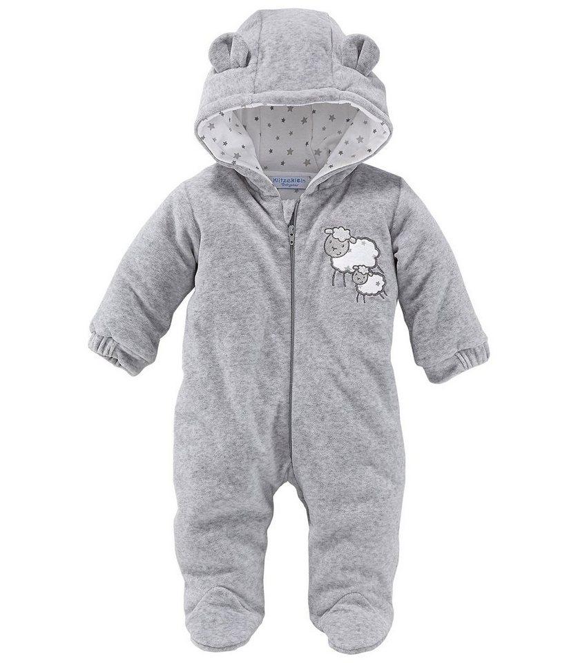 overall für babys
