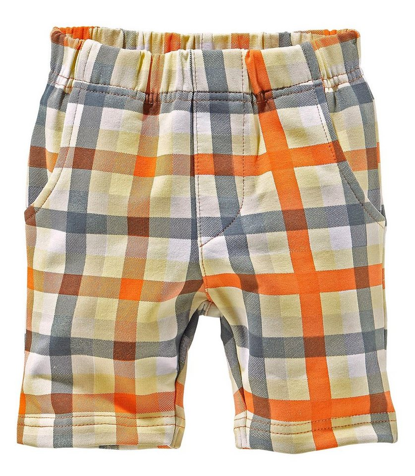 Klitzeklein Sweatbermudas in orange