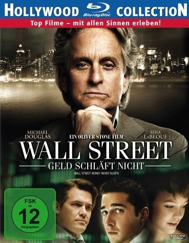 Blu-ray »Wall Street - Geld schläft nicht«