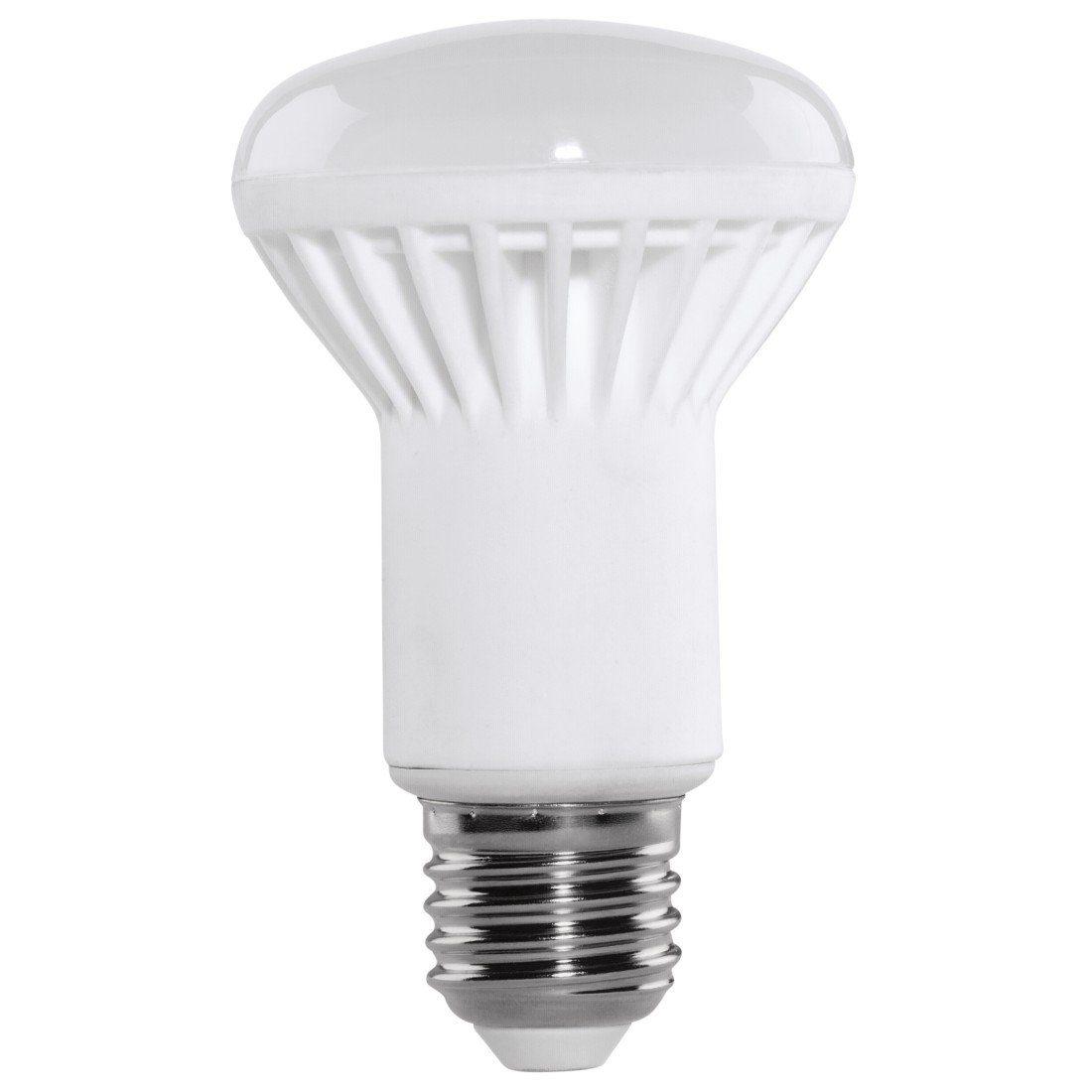 Xavax LED-Lampe, E27, 560lm ersetzt 45W Reflektorlampe R63, Warmweiß