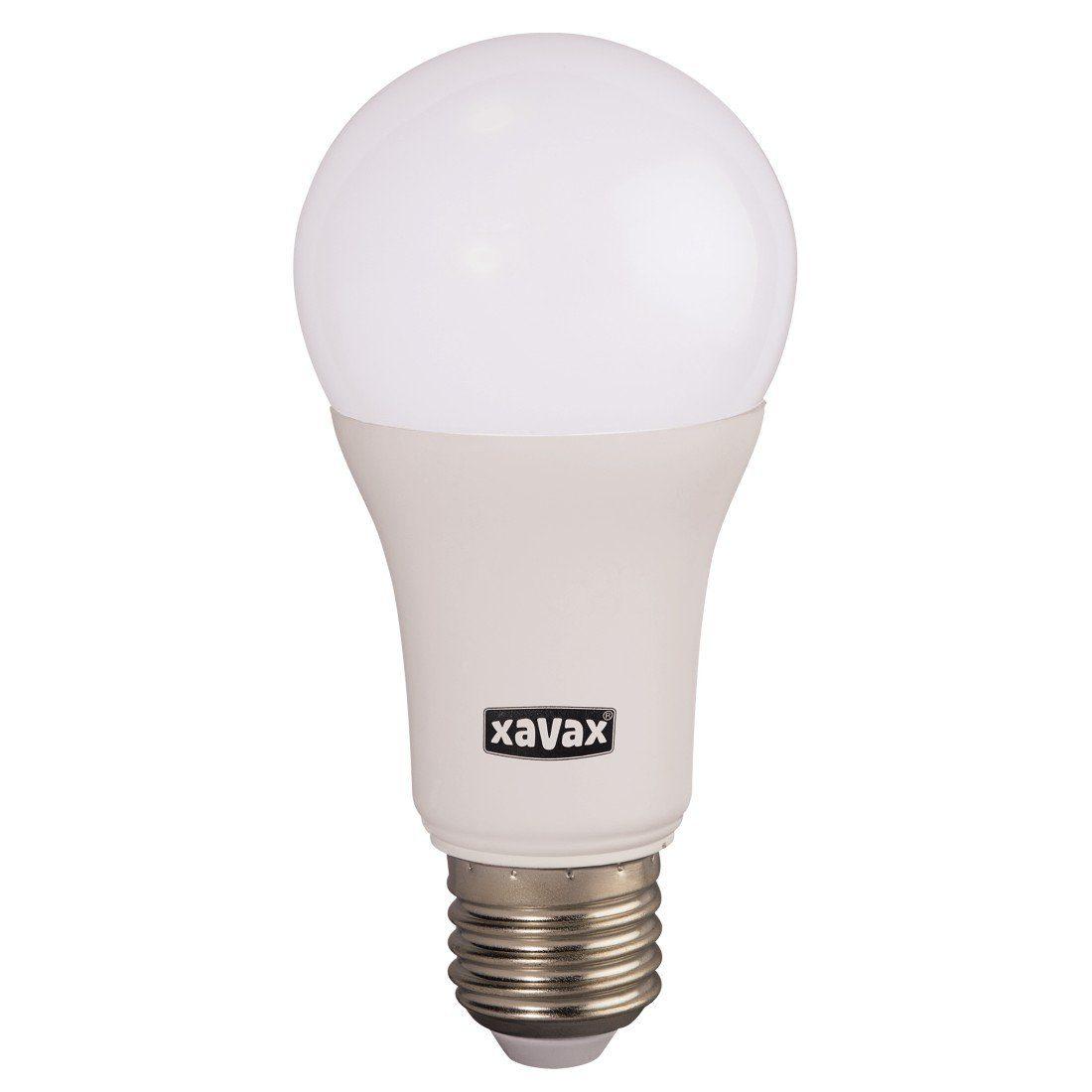 Xavax LED-Lampe, E27, 1060lm ersetzt 75W Glühlampe, Warmweiß