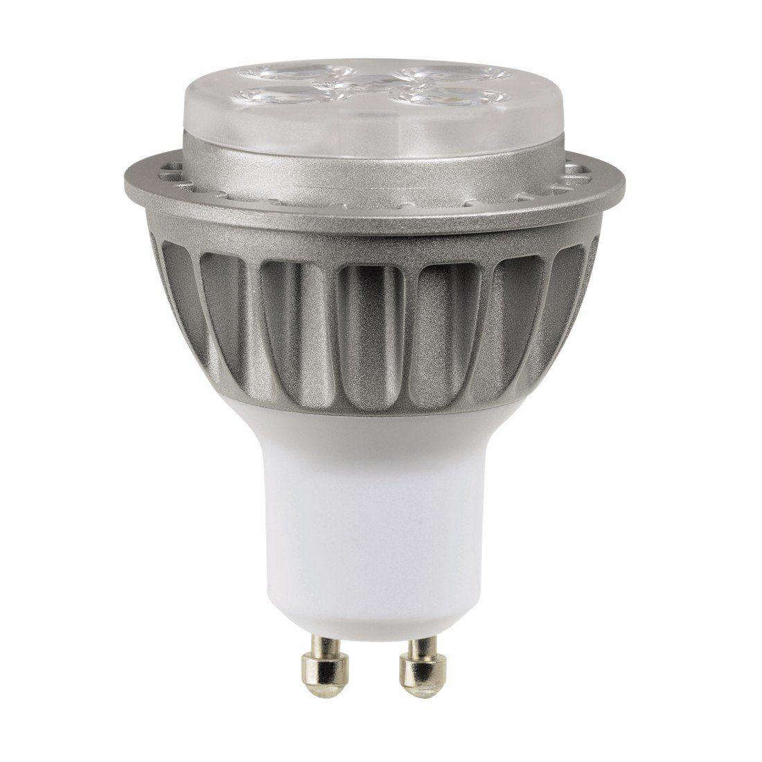 Xavax LED-Reflektorlampe, 7W, GU10, PAR16, dimmbar, Warmweiß
