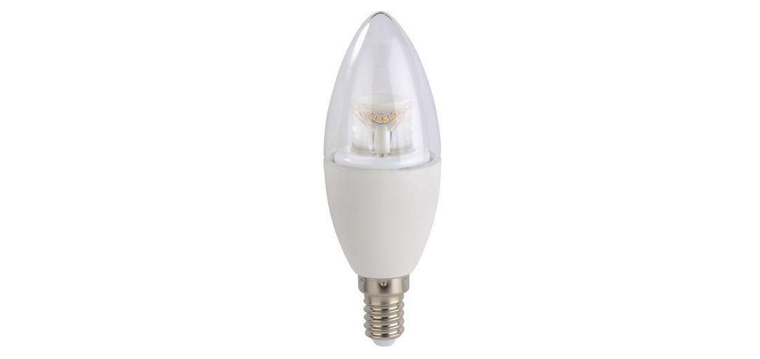 Xavax LED-Lampe, 5,5W, Kerzenform, E14, Warmweiß