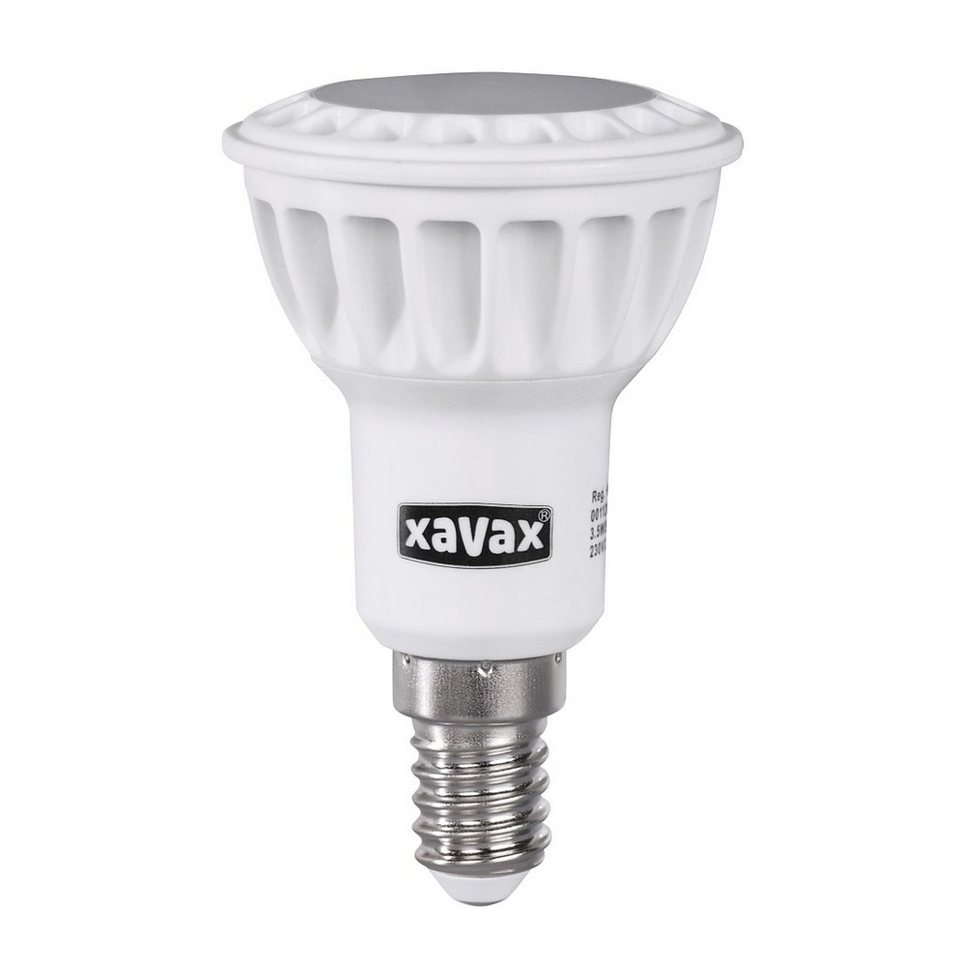 Xavax LED-Lampe, 3,5 W, PAR 16, Warmweiß in Weiss