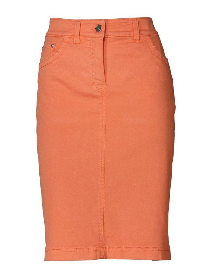 Bogner Jeansrock Sannie-G in Orange