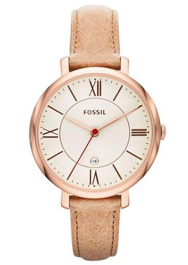Fossil Quarzuhr »JACQUELINE, ES3487«