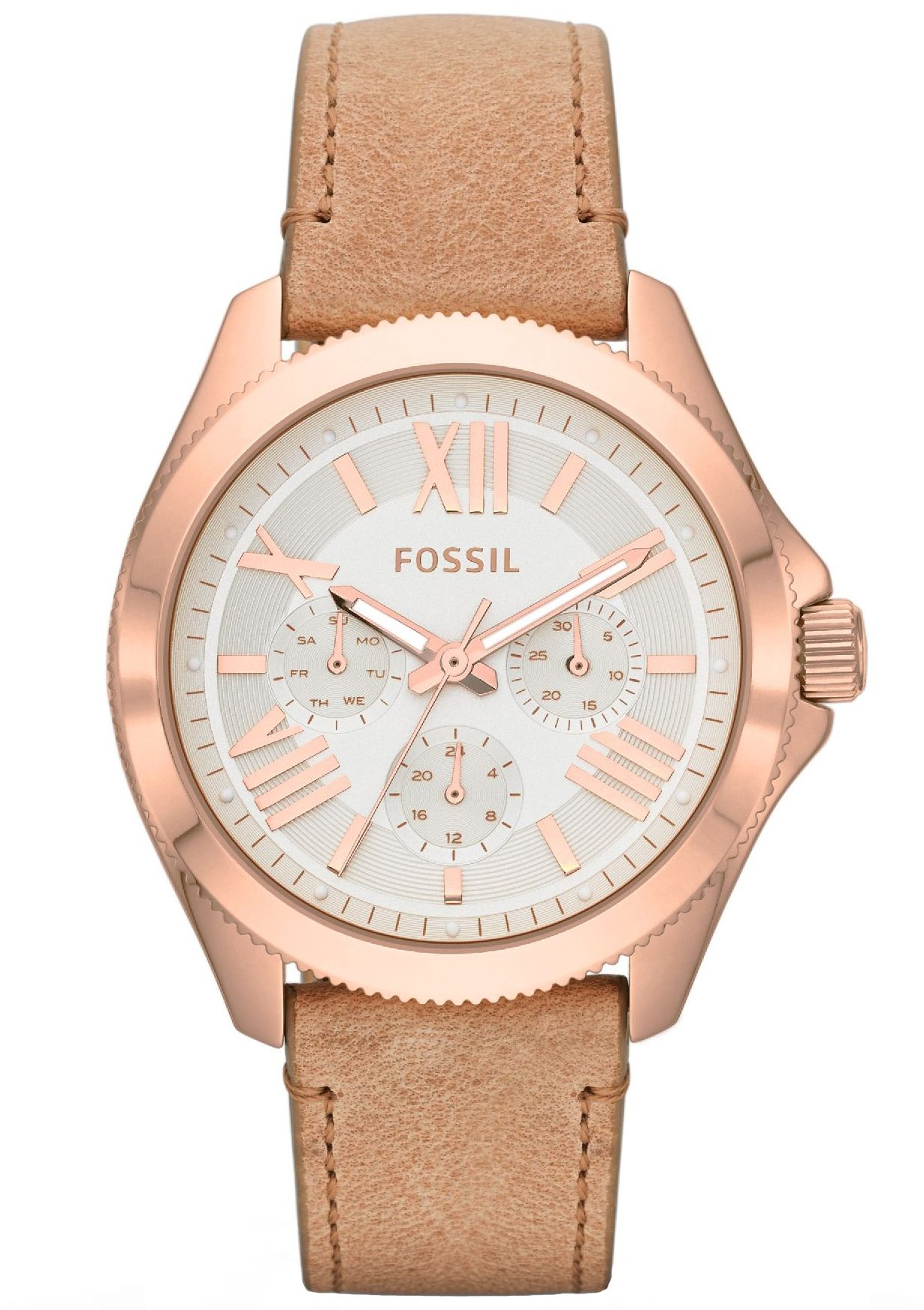 Fossil Multifunktionsuhr »CECILE, AM4532«
