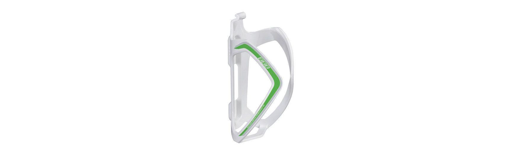 BBB Trinkflaschenhalter »FlexCage BBC-36 Flaschenhalter weiß/grün«