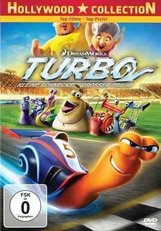 DVD »Turbo - Kleine Schnecke, großer Traum«