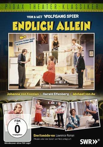 DVD »Endlich allein«