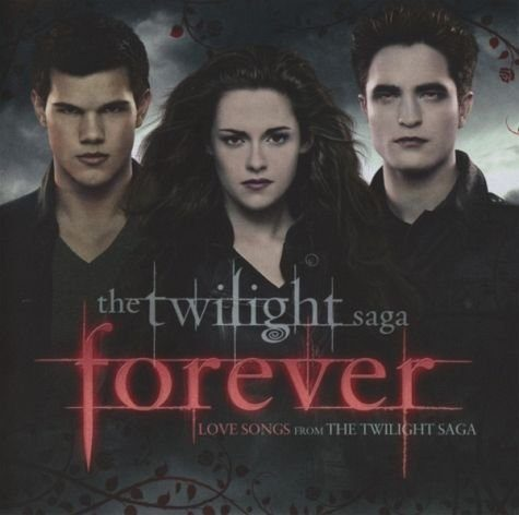 Audio CD »Diverse: Twilight'Forever Love Songs From The...«