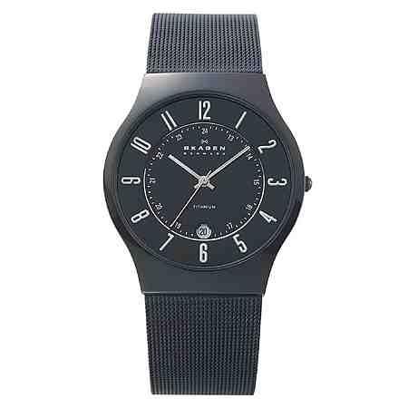 """Skagen, Armbanduhr, """"GRENEN, 233XLTMB"""""""