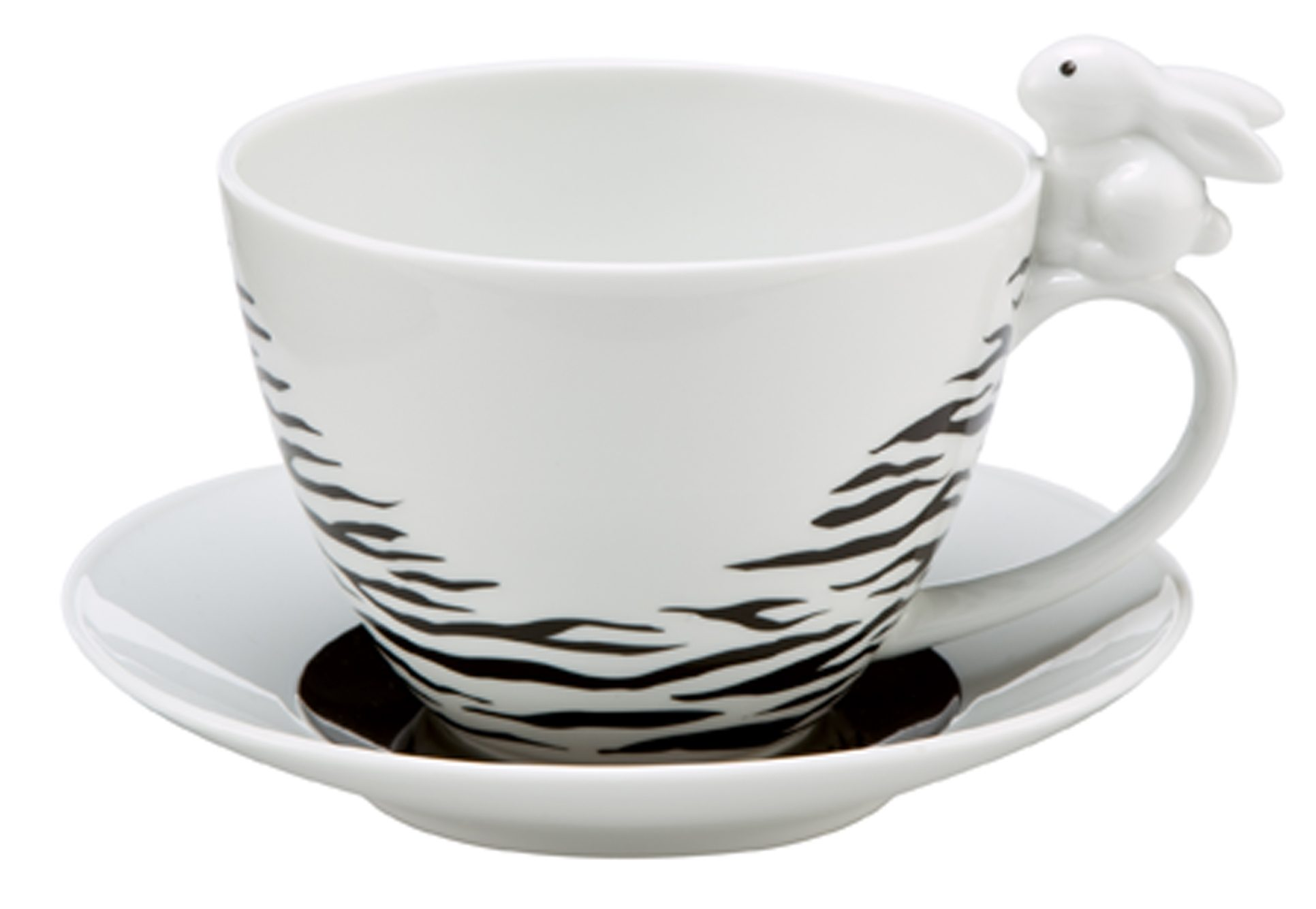 Tasse, »Zebra Bunny«, Goebel