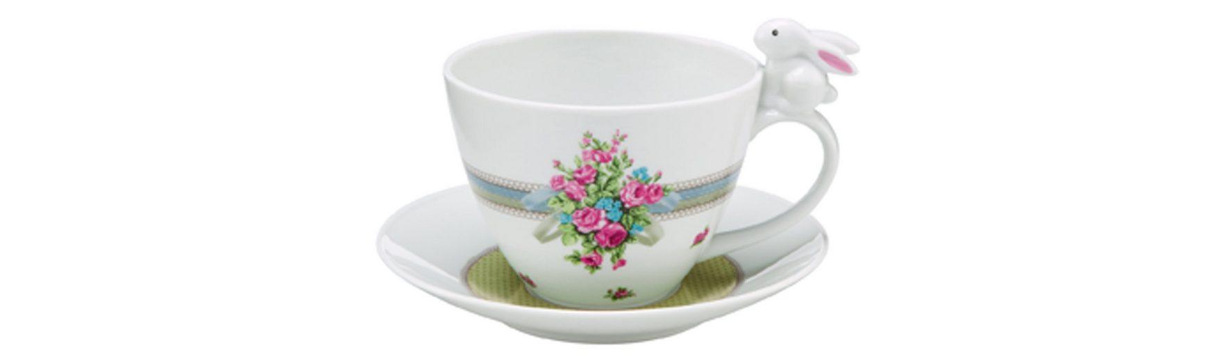 Tasse, »Bloom Bunny«, Goebel